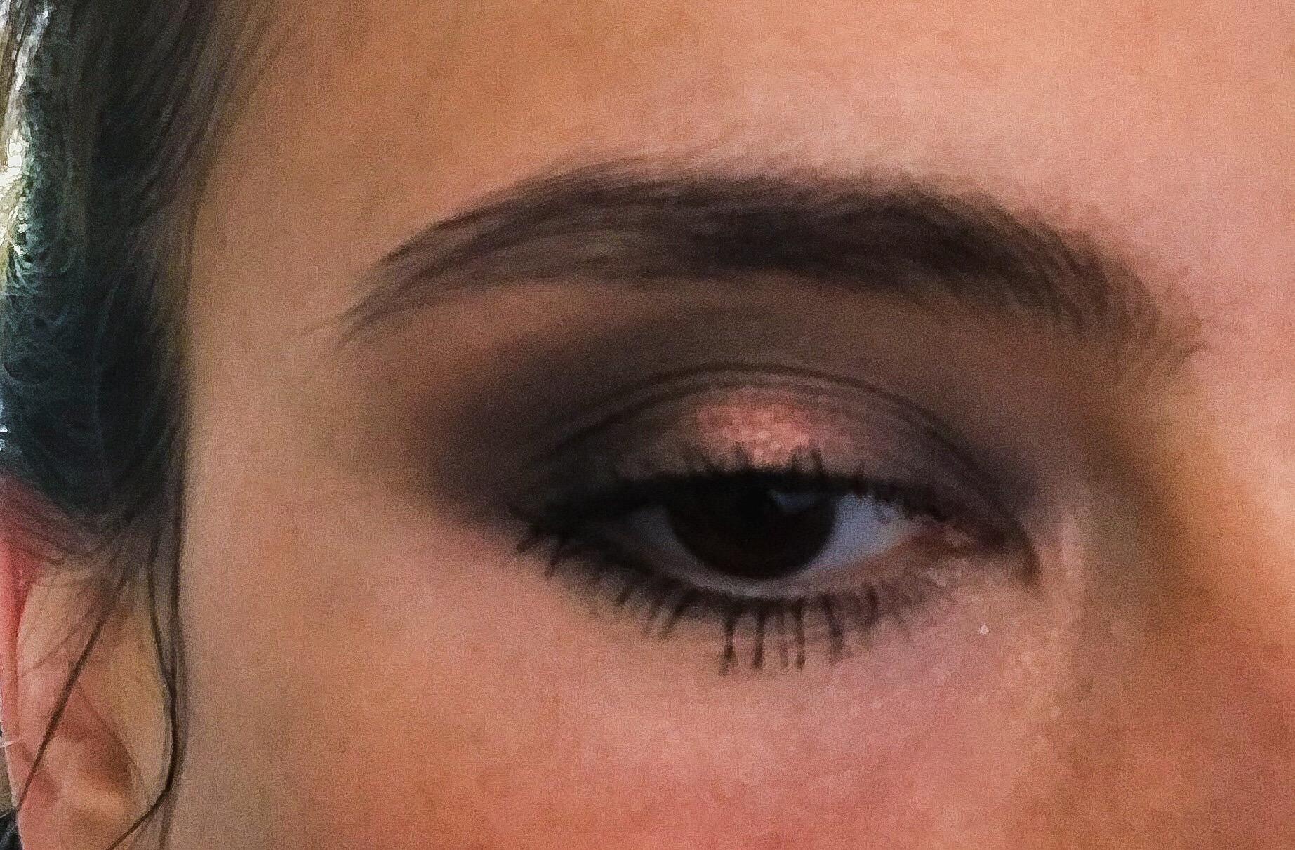 smokey eye trucco occhi sera
