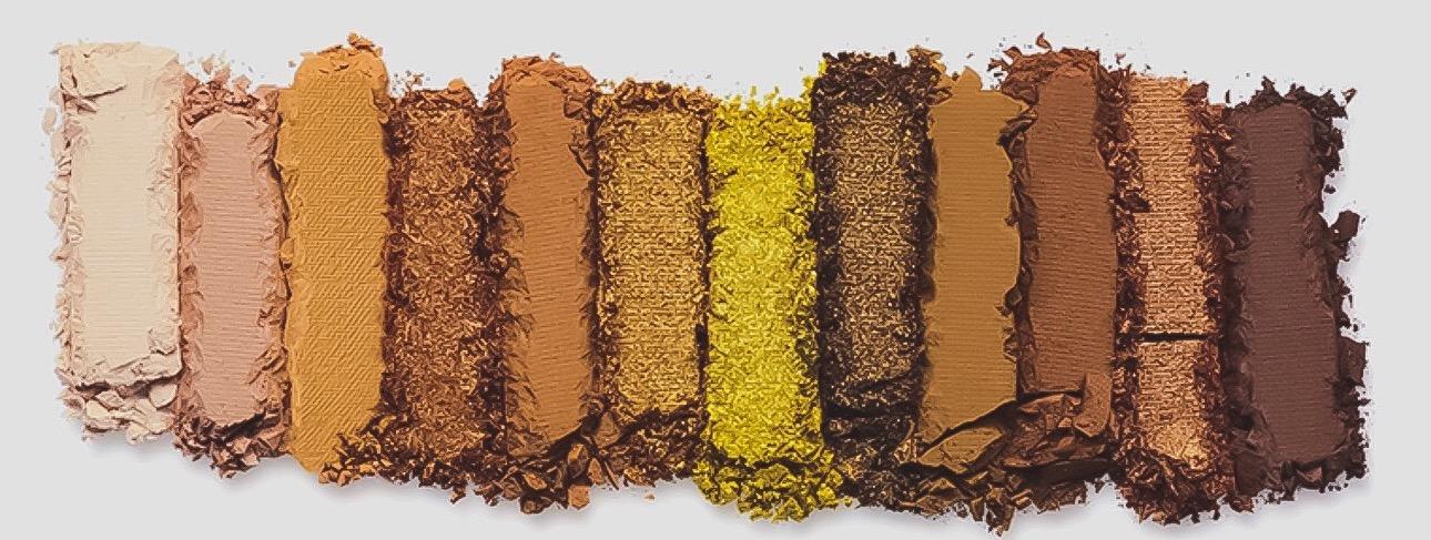 Nuova Palette di ombretti Urban Decay - Naked Honey Eyeshadow Palette