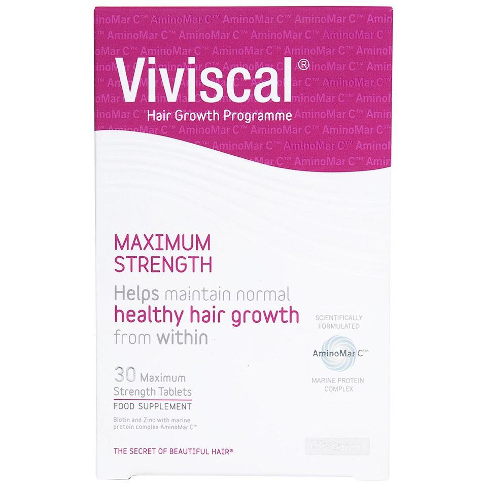 integratore Viviscal per la caduta dei capelli